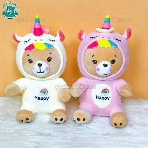 Gấu Nhỏ Happy Bông