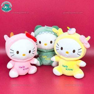 Gấu Nhỏ Hello Kitty Cosplay