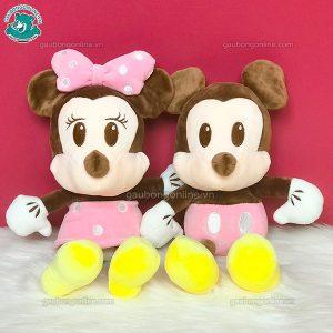 Gấu Nhỏ Chuột Mickey Mềm
