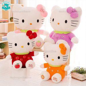 Gấu Bông Kitty Trái Cây