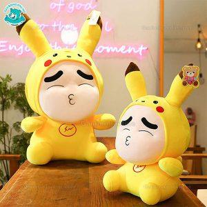 Gấu Bông Shin Pikachu
