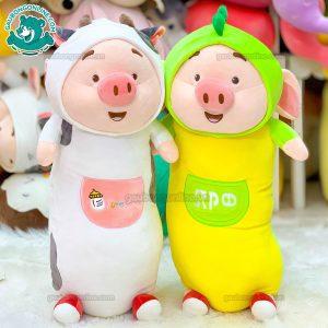 Lợn Bông Tiktok Đứng Cosplay