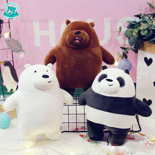 Bộ Ba Gấu Đứng