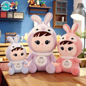 Em bé Cosplay Thỏ