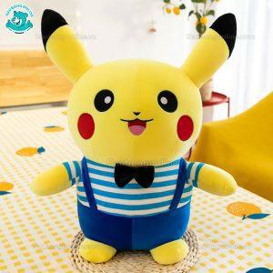 Gấu Bông Pikachu Nơ