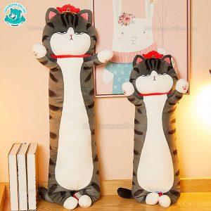 Gối Ôm Mèo Hoàng Thượng (Big Size)