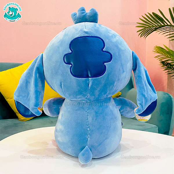 Gấu Bông Stitch Ngồi Mịn