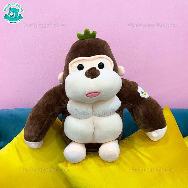 Khỉ Bông Cơ Bắp