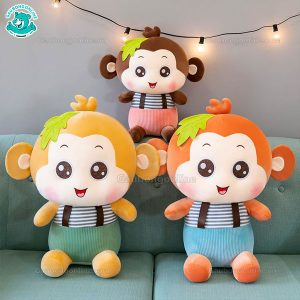 Khỉ Quần Yếm Sọc