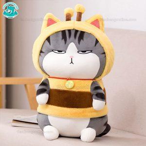 Mèo Hoàng Thượng Bông Cosplay Ong - Kích Thước: 45cm- 435.000đ. Mèo Hoàng Thượng Bông Cosplay Ong hiện đang được bán tại cửa hàng Gấu Bông Online với giá chỉ 435.000đ Mèo Hoàng Thượng Bông Cosplay Ong Mèo Hoàng Thượng Bông Cosplay Ong