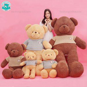 Gấu Bông Teddy Head Tales